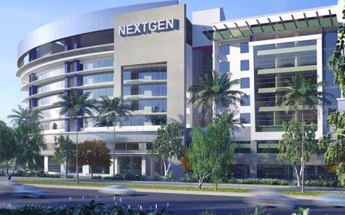 next gen mall