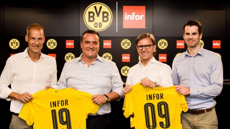 How Borussia Dortmund is using infor