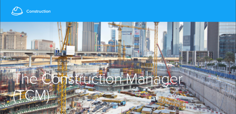 The Construction Manager(TCM) -Powerful, integrated construction accounting software