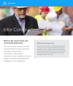 infor construction software partners in Uganda Kenya Tanazania and Rwanda