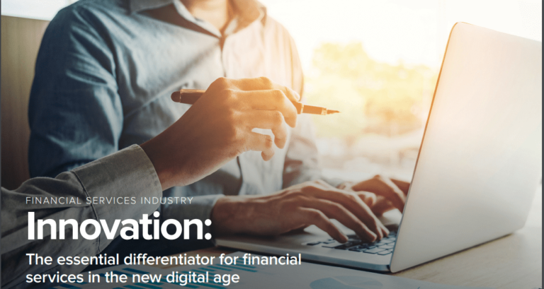 Financial services industry innovation by infor Uganda