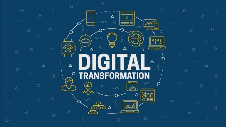 What is Digital transformation and what does it mean for your business?