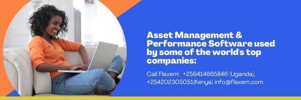 Asset mnagement software in Uganda Kenya Rwanda Tanzania Burundi Sudan