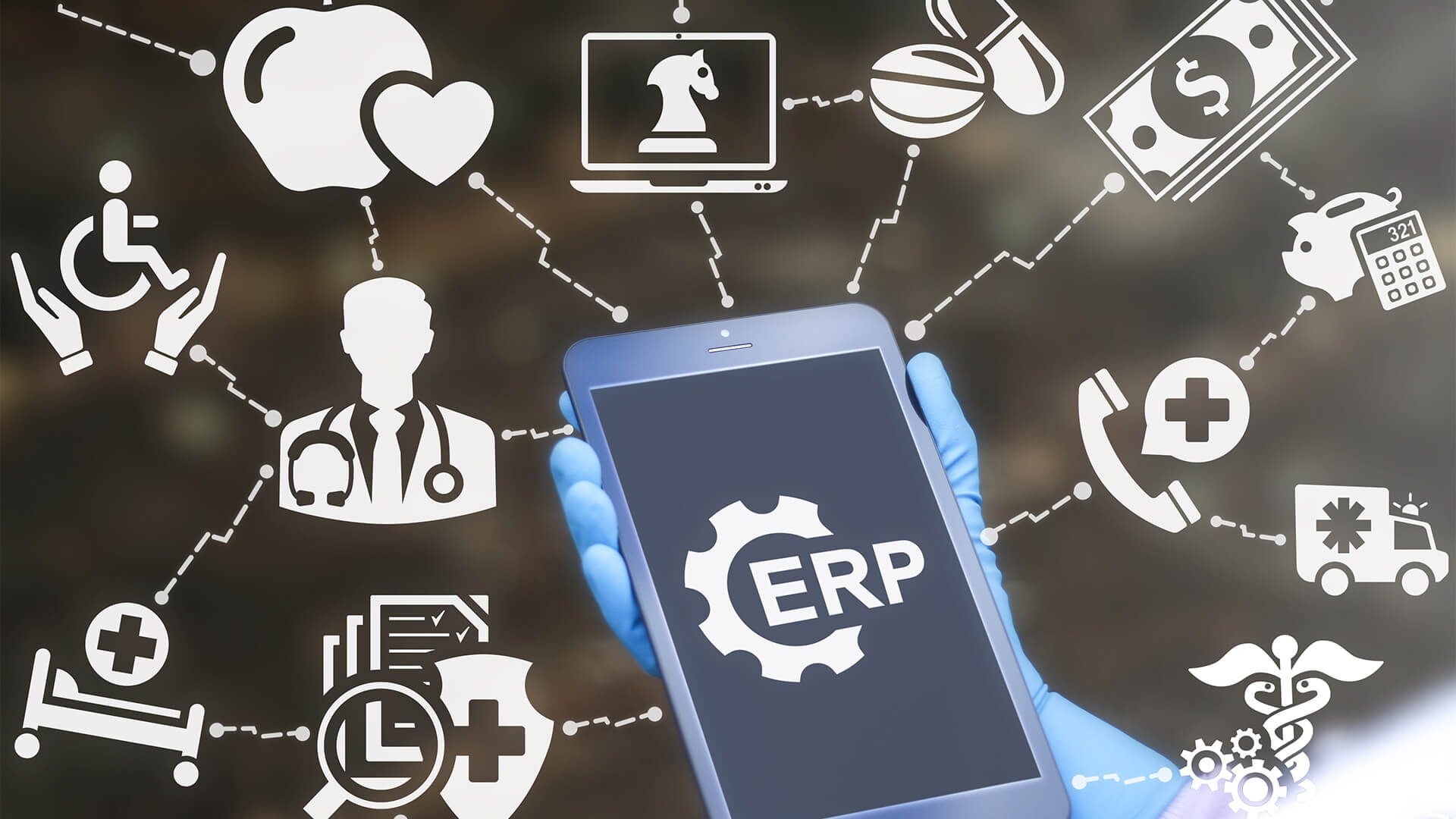 infor health care erp implementation