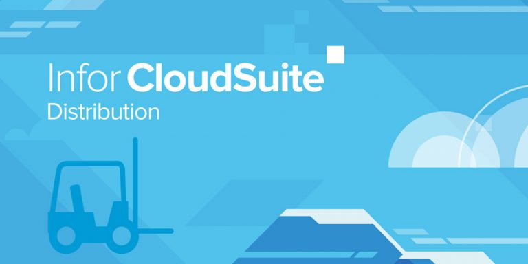 How Infor CloudSuite distribution benefits business growth