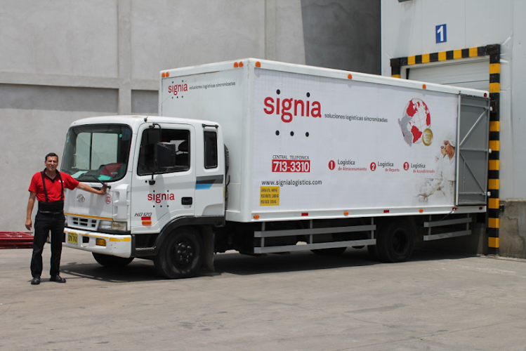 How Signia Logístics automates its operations with Infor WMS