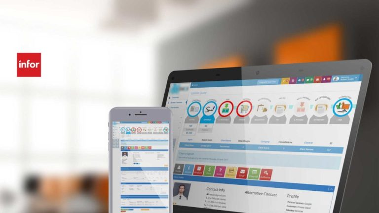 Why you need the Infor CRM software for your business